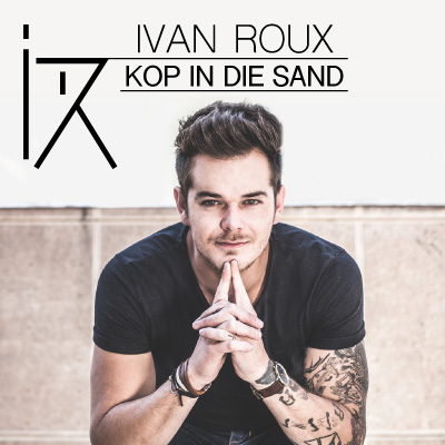 ivan roux kop in die sand album cover